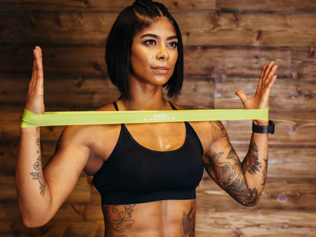 8 Core-Strengthening Resistance Band Moves You Can Do Anywhere