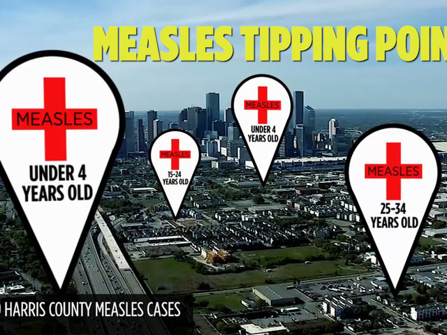 13 Investigates: How many students have measles vaccination at your child's school?