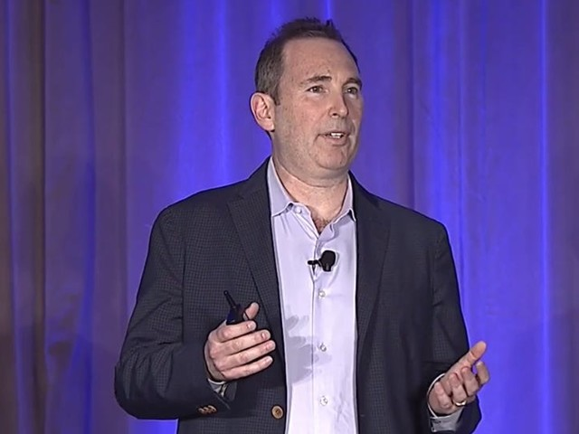 Amazon cloud CEO Andy Jassy says the company feels strongly that Microsoft's $10 billion JEDI cloud win 'was not adjudicated fairly' because of political interference (AMZN)