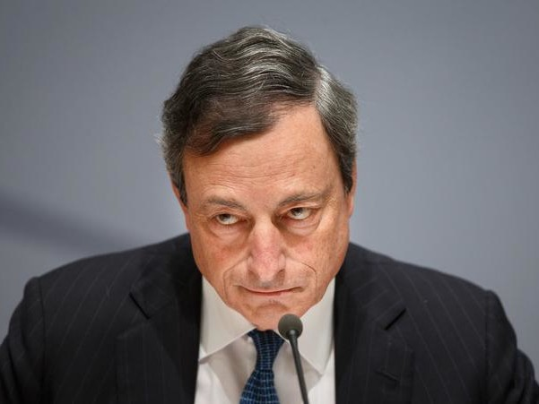 """ECB """"Whistleblowers"""" Emerge: Former Central Bankers Cry Out Against Draghi's Monetary Insanity"""