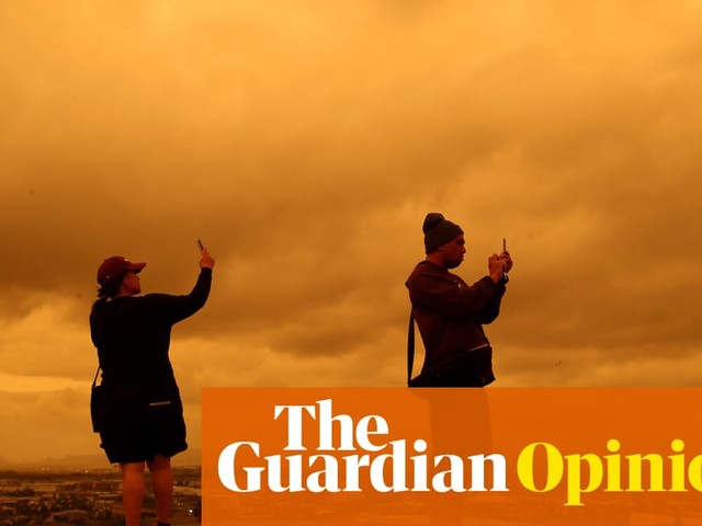 Australia's bushfires mean New Zealand has become the land of the long pink cloud | Jim Salinger