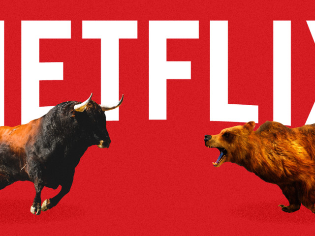 We asked the biggest Netflix bull and bear on Wall Street the same 5 questions. Here's what they said about the streaming giant's cash burn, competition, and what the other side is getting wrong. (NFLX)