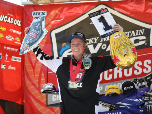 Yamaha bLU cRU Riders Generate Success at the 37th Annual Loretta Lynn's - Yamaha Riders Claim 22 Wins and Seven National Championships in Tennessee