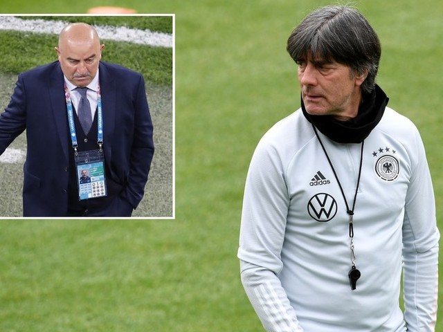 Low & behold? German World Cup winner Joachim Low 'on short list' to replace Russia boss Cherchesov after Euro 2020 debacle