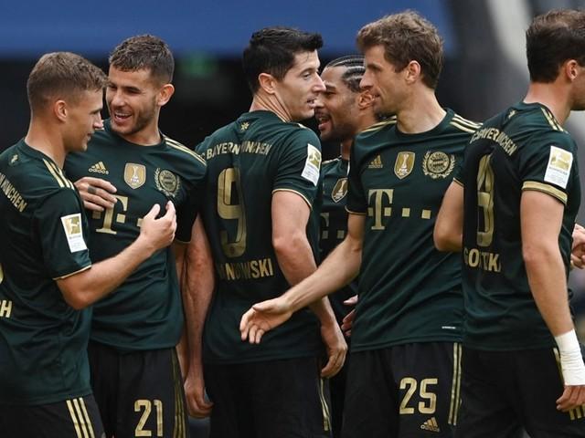 Bundesliga: Lewandowski Scores Again As Bayern Beat Bochum 7-0 To Go Top