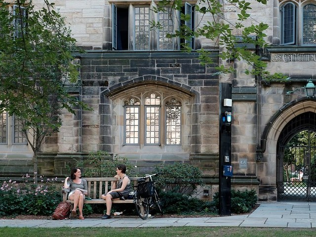 Yale Endowment, Often a Pacesetter, Is a Laggard This Time