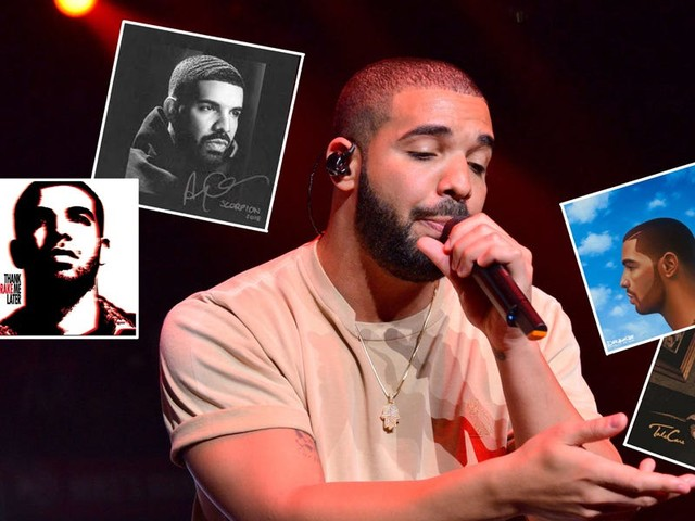 Every single Drake album, ranked from worst to best
