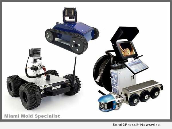 Miami Mold Specialist Launches Advanced Robotics Division to Expand Florida Mold Removal Solutions
