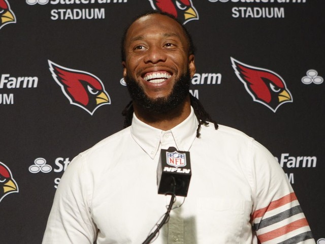Cardinals WR Fitzgerald purchases minority stake in Suns