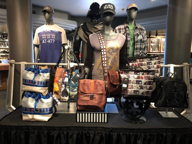 New Harvey's Star Wars Seatbelt Bags Land in Launch Bay at Hollywood Studios