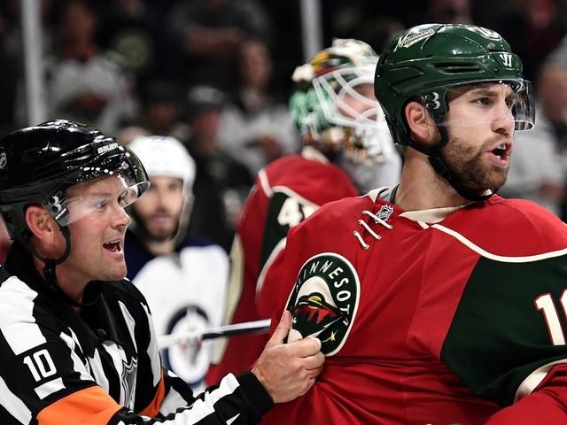Wild winger Jason Zucker has high hopes for hockey in Las Vegas