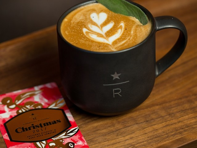 Where To Get Starbucks' Wintry Juniper Latte If You Want A New Festive Holiday Pick-Me-Up