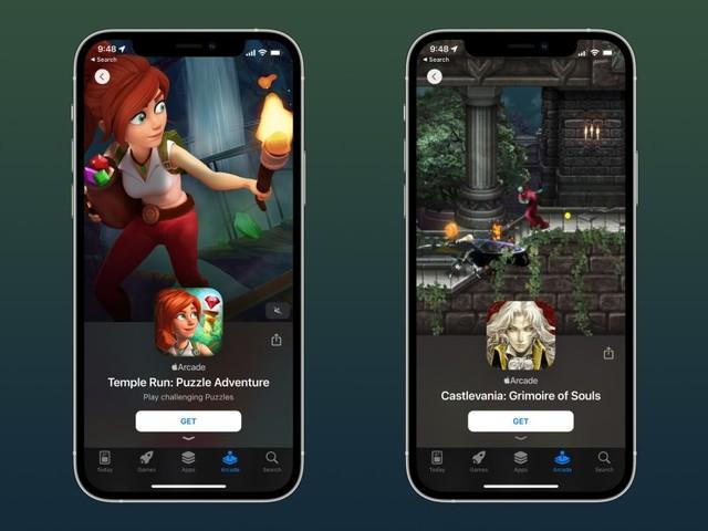 Latest Apple Arcade games for iPhone, Mac, Apple TV [Castlevania and Temple Run Puzzle Adventure]