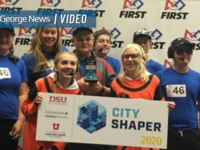 'These youth are the future of Hildale'; Hildale's first youth robotics team qualifies for state