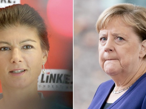 German Left-Wing Leader Steals Title Of Germany's Most Loved Politician From Merkel