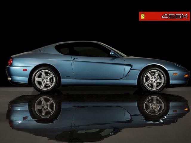 2000 Ferrari 456M--GT