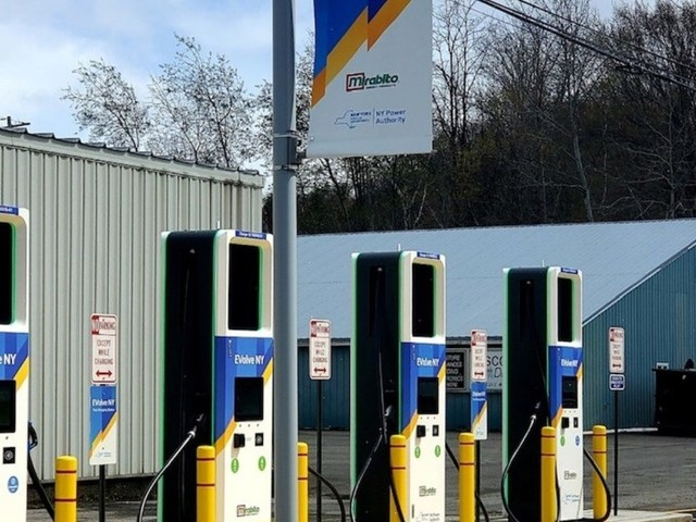 Governor Cuomo Announces New High-Speed Electric Vehicle Charging Stations at Mirabito Convenience Stores in Central New York
