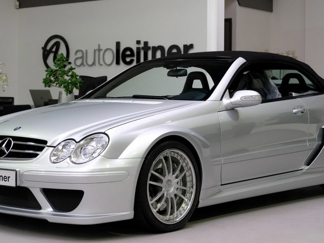 2006 Mercedes CLK DTM AMG Cabrio Comes With $335k Tag