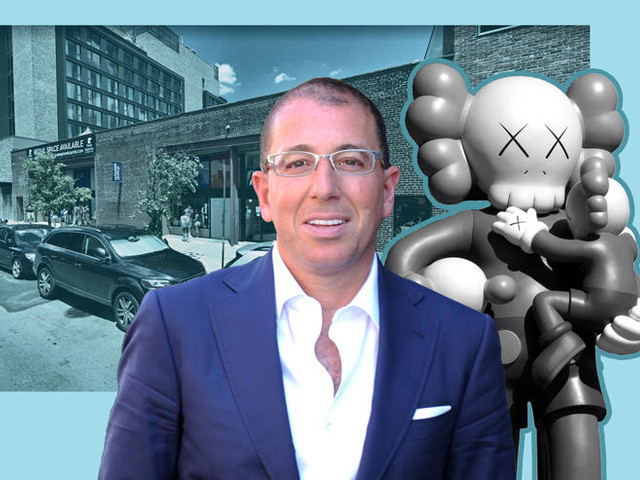 Acclaimed artist KAWS pays $17M to expand Williamsburg studio