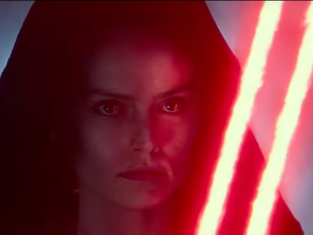 The Star Wars: The Rise Of Skywalker D23 special look shows us a new side of Rey