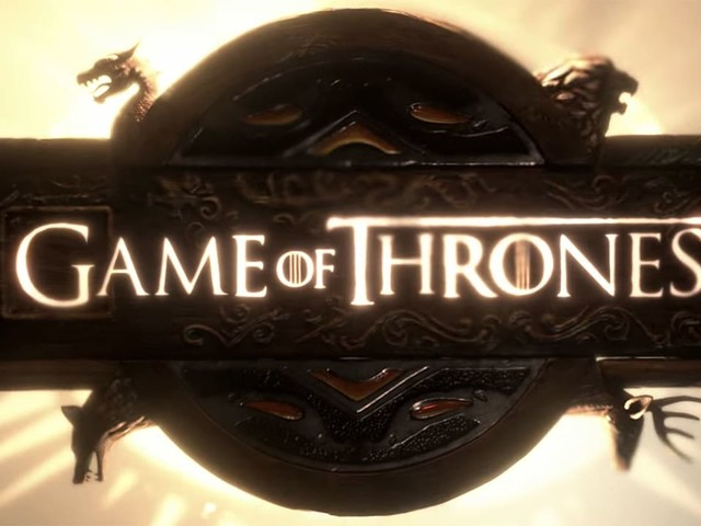 The story behind the redesigned Game of Thrones title sequence