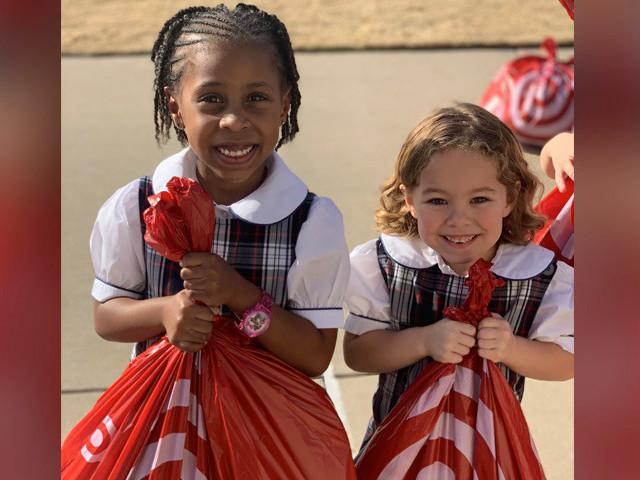 Kindergarten Class Raises $3K To Support 60 Salvation Army Angels