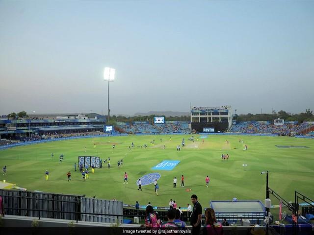 IPL 2019: Tussle Sees Rajasthan Royals Players Stuck Outside Stadium