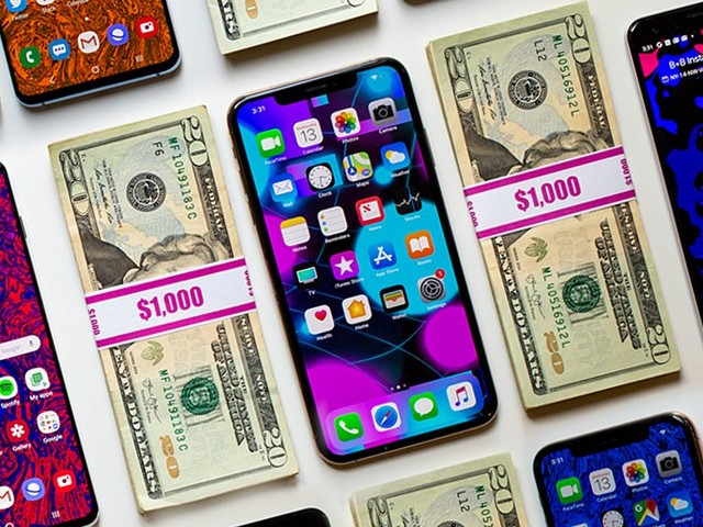 How phones went from $200 to $2,000