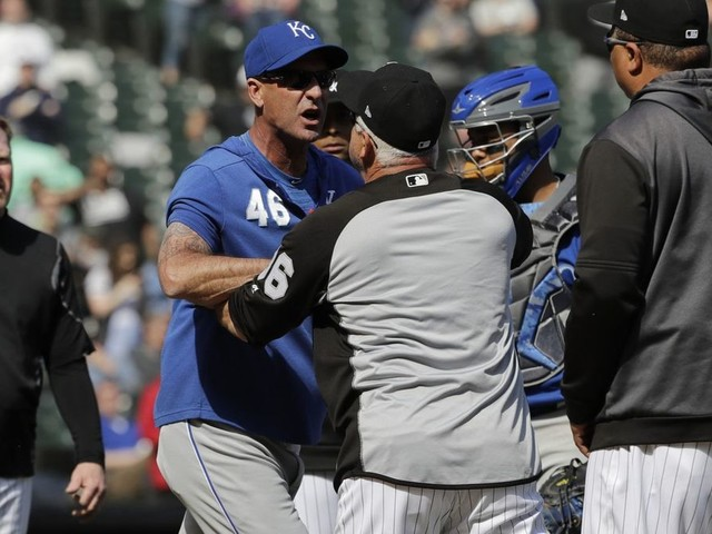 Baseball's unwritten rules enter 'gray area' as player celebrations get more colorful