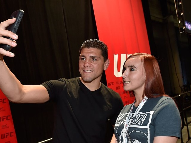 Nick Diaz advertises 'VIP tickets' for UFC return