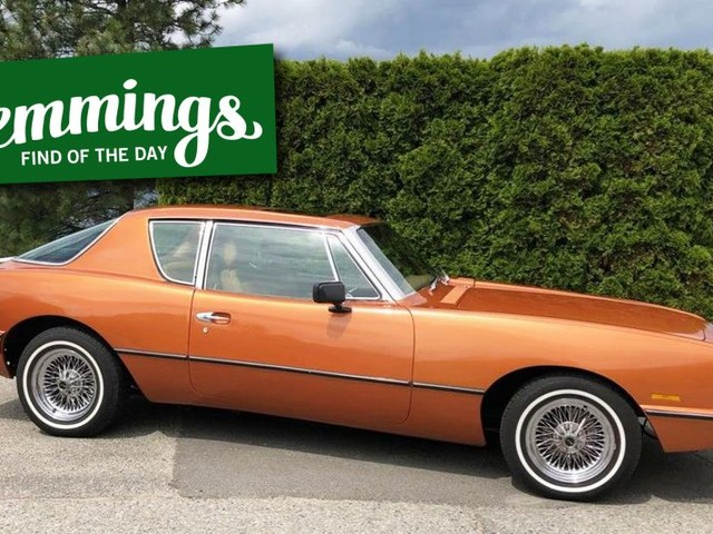 Hemmings Find of the Day: 1984 Avanti