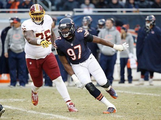 Bears linebacker Willie Young placed on injured reserve with triceps injury