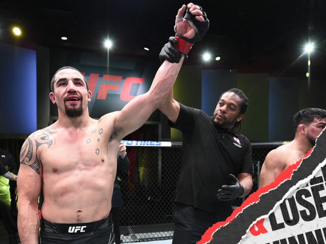 UFC Vegas 24: Whittaker vs. Gastelum - Winners and Losers