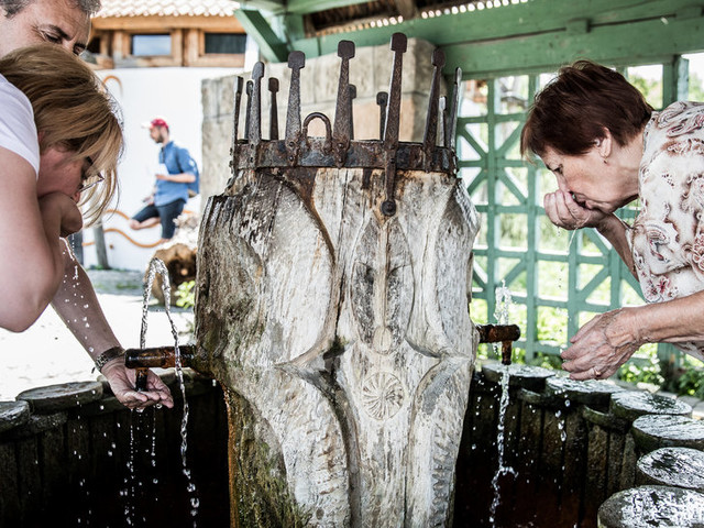 Romanian Springs Tap a Region's Deep History