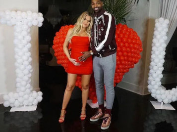 Tristan Thompson Has Weaseled His Way Back Into Khloe Kardashian's Heart, They're Reportedly '100%' BACK Together After Cheating Scandals
