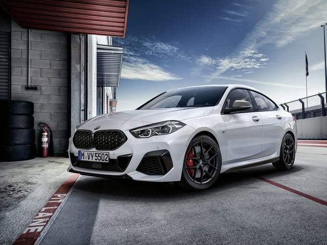 BMW 2 Series Gran Coupe with M Performance Parts