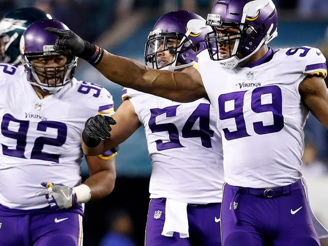 Vikings' three remaining deals -- Stefon Diggs, Anthony Barr, Danielle Hunter -- could be their trickiest