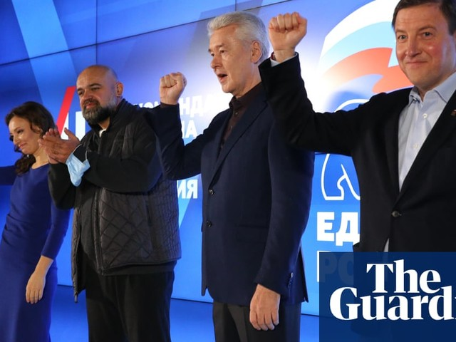 Pro-Putin party wins majority in Russian elections despite declining support