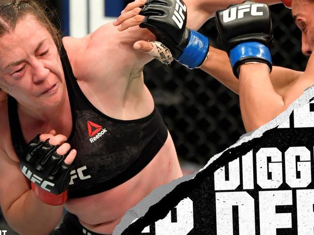 Diggin' Deep on the UFC Vegas 36 prelims