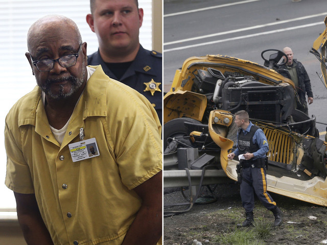 Bus driver makes first court appearance after fatal wreck