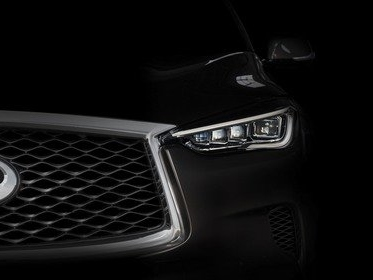 Infiniti Teases New Car For 2017 Los Angeles Auto Show