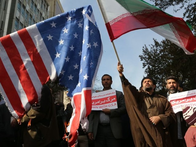 Iran threatens to strike Israel and other US allies if there is a counterstrike to missile attack