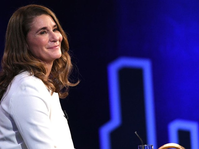 Melinda Gates just promised to put $1 billion towards gender equality over the next 10 years, and she says she has 3 priorities she wants to focus on