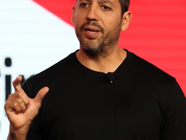 David Blaine on introducing his magical daughter in Wednesday's new ABC special