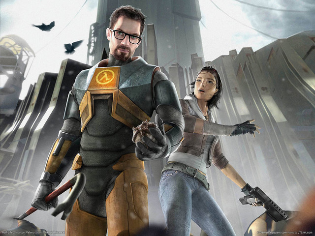 Half-Life Games Are Now Free To Play On Steam Until March