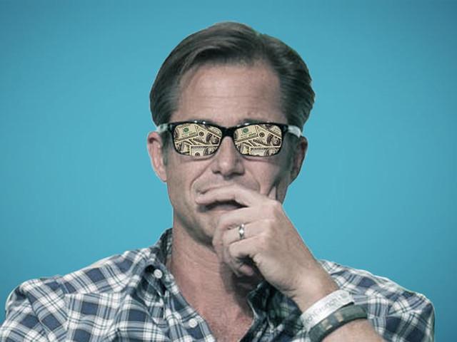 The latest real estate billionaire? Zillow's Rich Barton