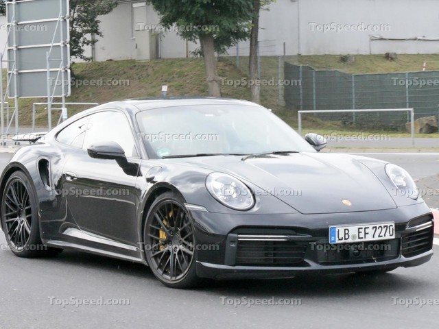 The 2021 Porsche 911 Turbo S Gets a Big Bump in Power and Weight, But What Does it Mean?