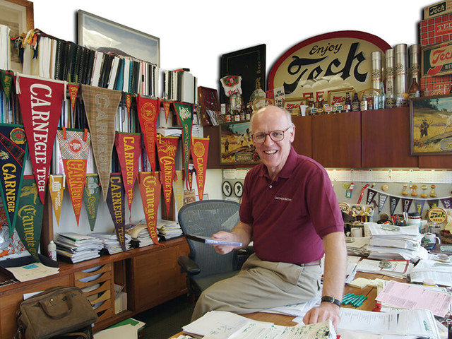 Obituary: Former VP, Admission Director Was Visionary Architect of Change at CMU