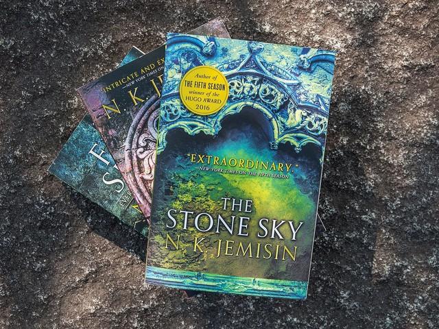 N.K. Jemisin's Broken Earth trilogy is a triumphant achievement in fantasy literature