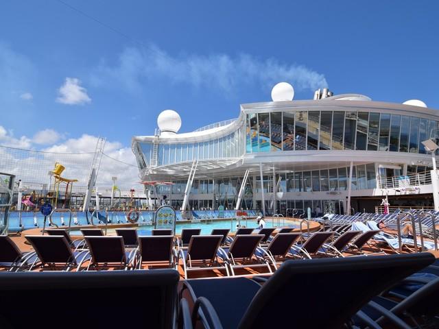 Harmony of the Seas Live Blog - Matt's Day 1 - Embarkation Day